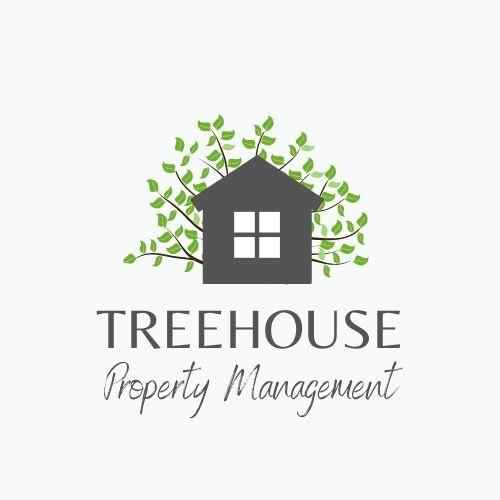 Tree-House-Real-Estate-Property-Management-Logo