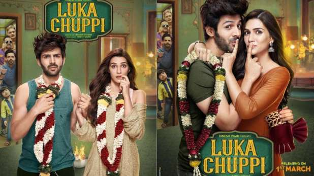 Luka Chuppi (2019)Hindi 720pHDRipx 264O