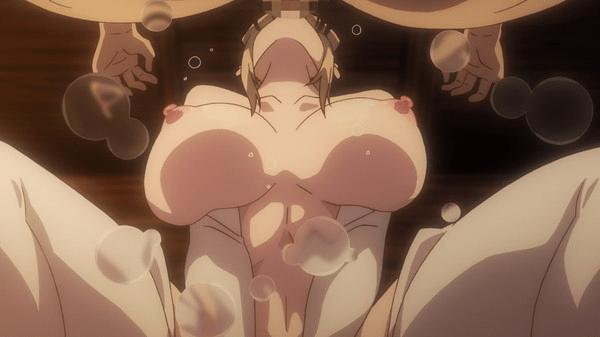 HentaiVideos.net Kohakuiro no Hunter The Animation Episode 1