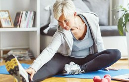 Coronavirus: How to exercise while staying at home