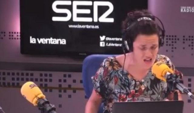 Vídeo | El viral de Sheila Blanco: «A todos llamo fascistas menos a los de VOOOX. Soy Riveraaaa»