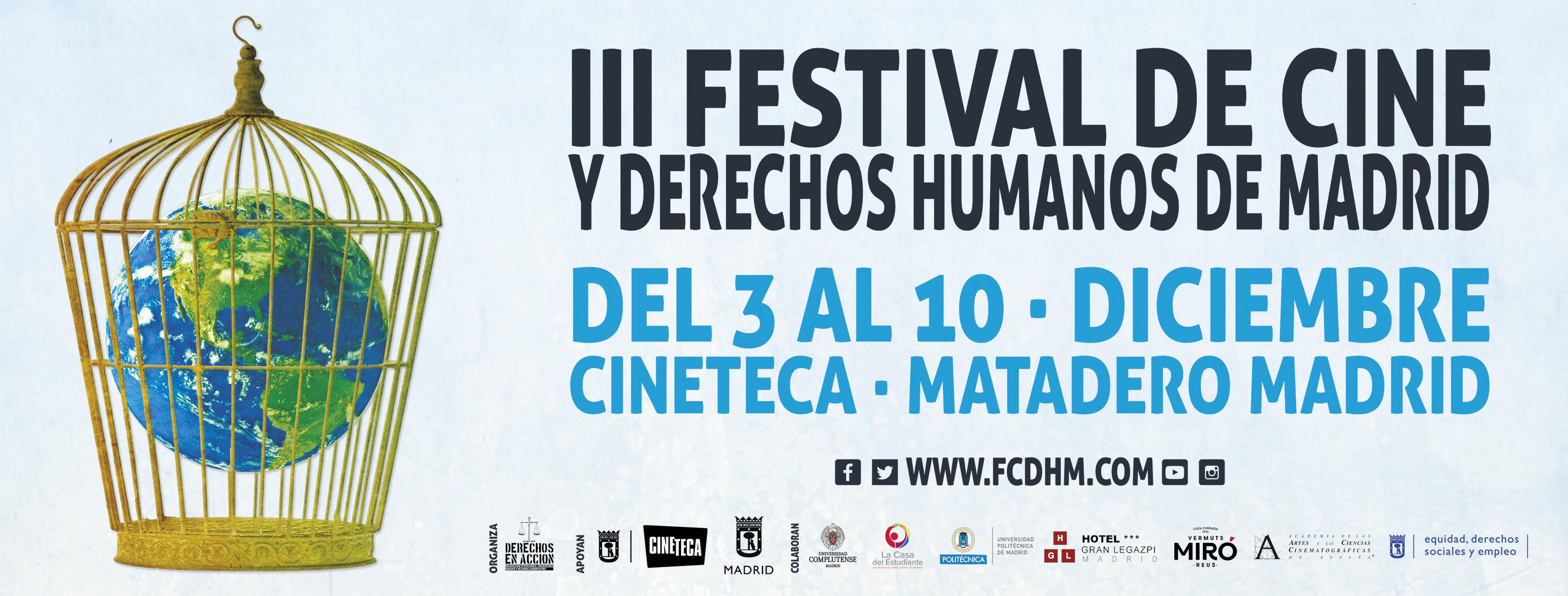 Santiago Maldonado y Lula da Silva galardonados en el Festival de Cine y Derechos Humanos de Madrid