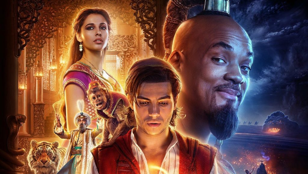 Aladdin: le notti d'oriente in versione live action