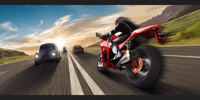 Traffic Rider Apps