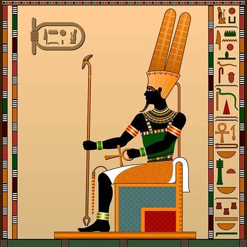 ¿Qué tienen en común el dios egipcio Amón, el Papa y la Cruz del Valle de los Caídos?