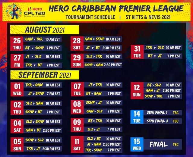 Caribbean-Premier-League-Schedule-CPL-2021-