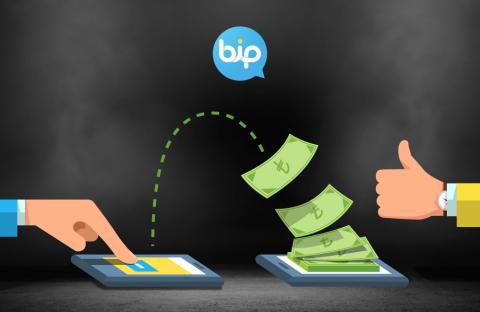 BiP-money-transfer