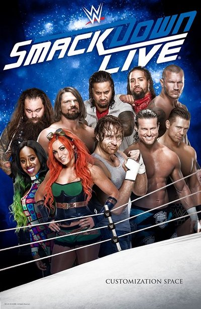 WWE Friday Night SmackDown (15th October 2021) English 480p HDRip 485MB Download