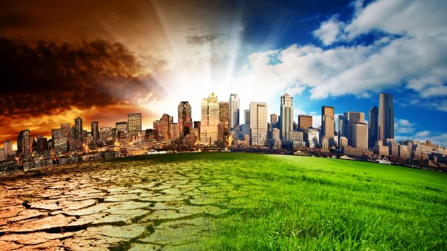 La contracción de la Tierra habitable