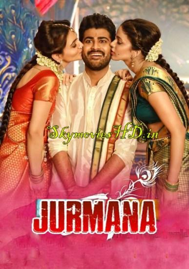 Jurmana (Radha) (2019) Hindi Dubbed Movie 720p