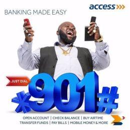 access bank money transfer code
