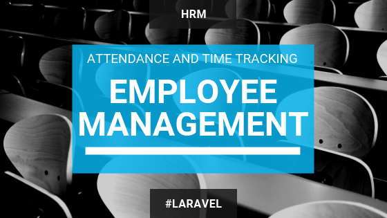 , Simple HRM Manager 2.1, Laravel & VueJs