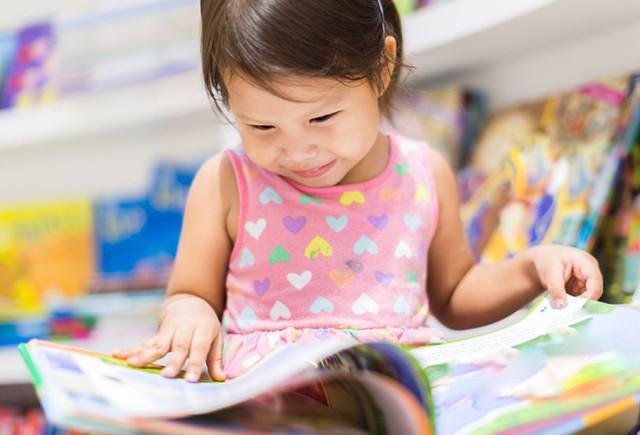 Belajar Membaca Huruf Abjad Indonesia