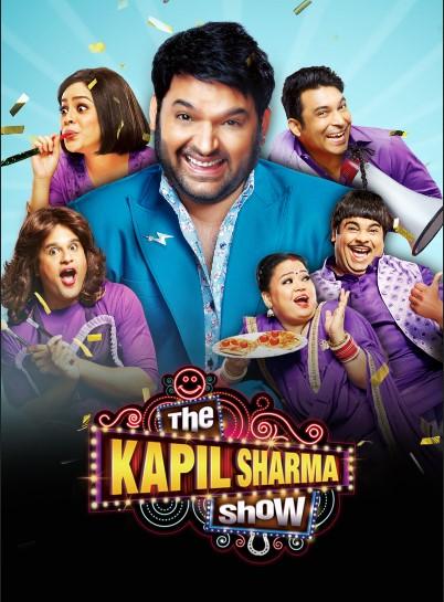 The Kapil Sharma Show Season 2 (7 November 2020) Hindi Show 720p HDRip 500MB | 200MB Download