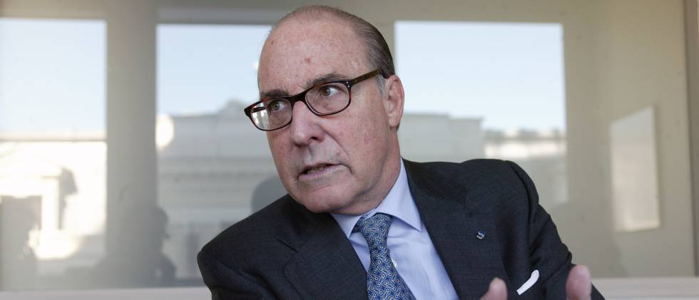 John de Zulueta, presidente del Círculo de Empresarios: «Si no pactan PSOE y PP, es mejor ir a terceras elecciones»