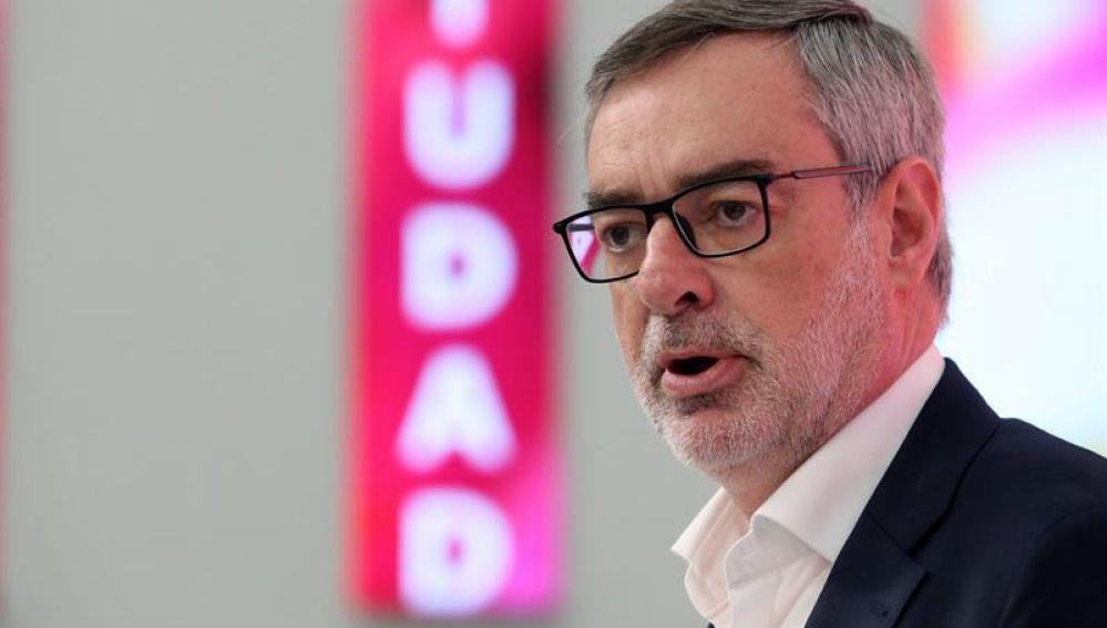 Villegas también abandona el barco: deja la dirección de Ciudadanos