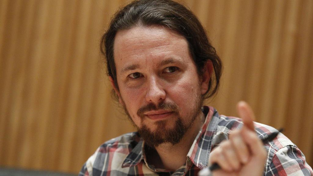 Pablo Iglesias llama a mantener la calma en Catalunya y reprocha a Rivera su irresponsable comportamiento