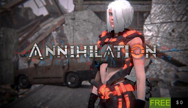 Annihilation Game