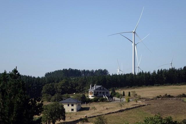 Antón Sánchez: «Os parques eólicos de Endesa en Paradela son da oleada de proxectos que se están a implantar polo civil ou polo criminal en Galiza coa complicidade do PP»