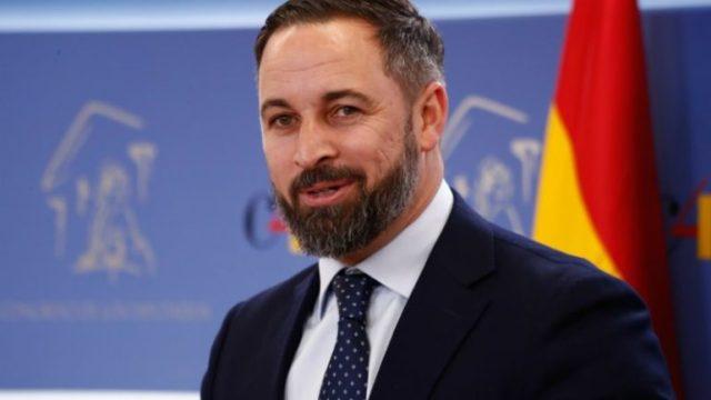 Abascal acusa al PSOE de colocar la granada en el centro de Hortaleza para perjudicar a Vox