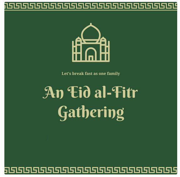 Eid Mubarak 2021