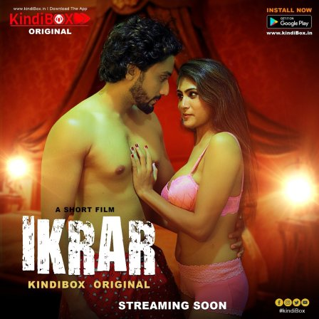 18+ Ikrar 2020 KindiBOX Original Hindi Short Film 720p HDRip 200MB