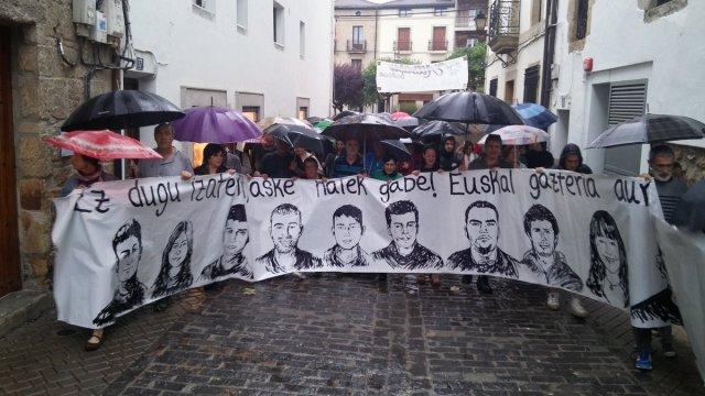 ¿Final de trayecto del caso Altsasu en Estrasburgo?