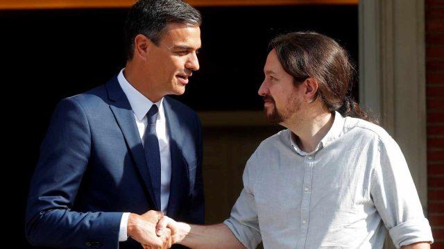 Los planes de Unidas Podemos para Trabajo: subir del SMI a 1000 euros, limitar la subcontratación, menos temporalidad y subsidios