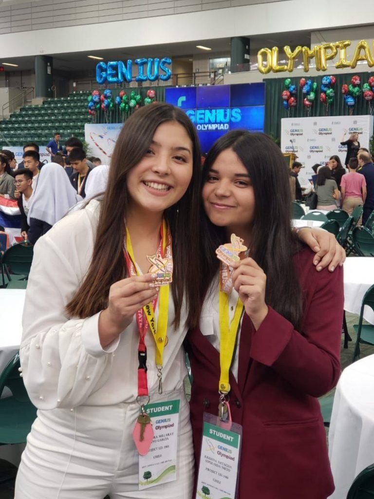 Sancarlinos obtuvieron bronce por proyecto científico en EE.UU.