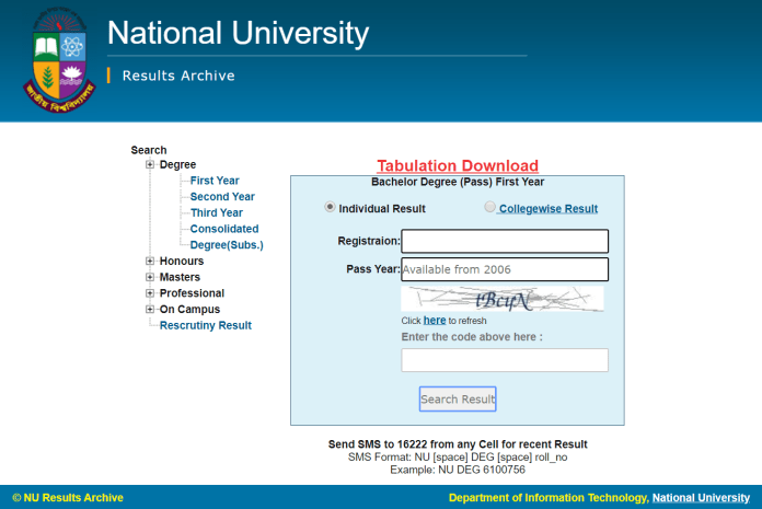 degree-1st-year-result