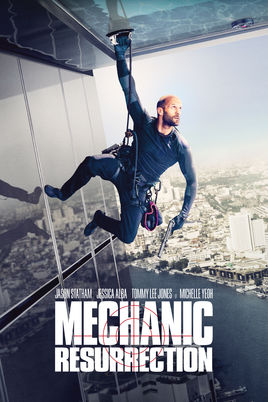 Mechanic Resurrection (2016) Hindi Dual Audio 720p