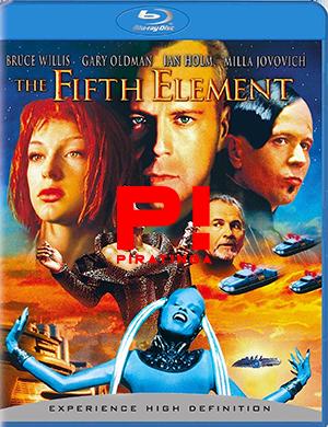 El quinto elemento (2003) [BDRrip] [1997] [Latino – Inglés]