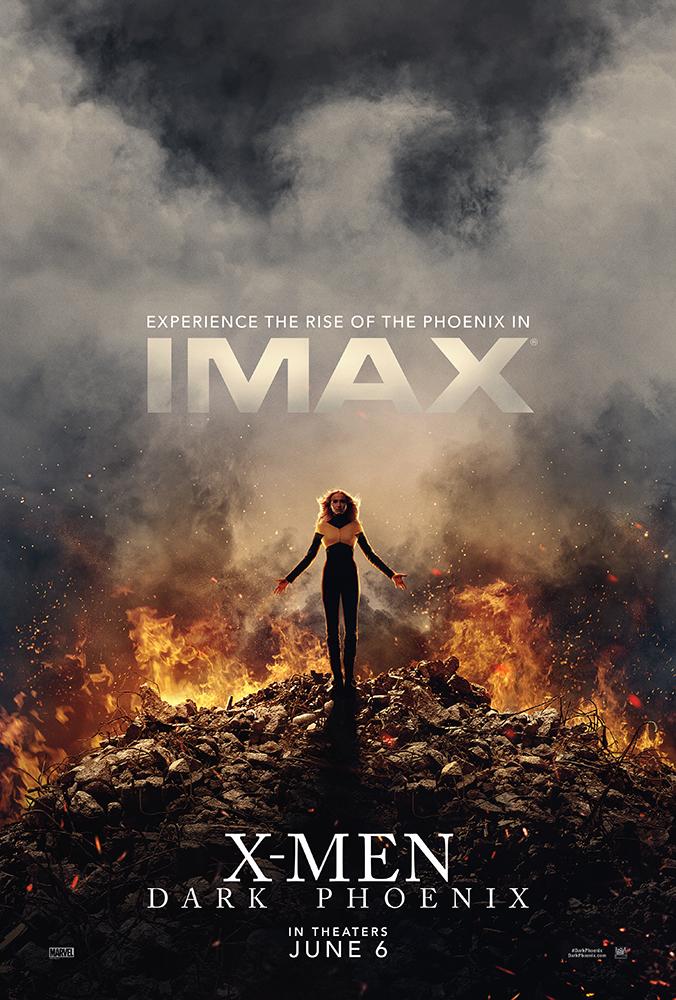 X-Men-Dark-Phoenix-Imax-Poster