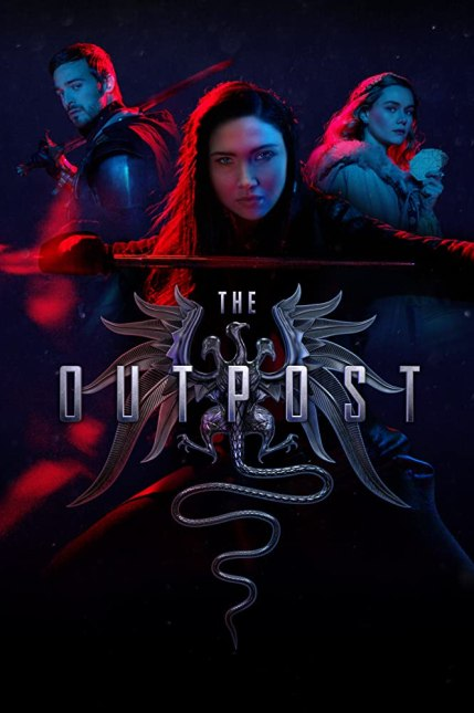 The Outpost 2018 S01 Hindi Dubbed Complete Web Series 720p HDRip 2.8GB