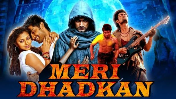 Meri Dhadkan (2018) Hindi Dubbed Movie 720p