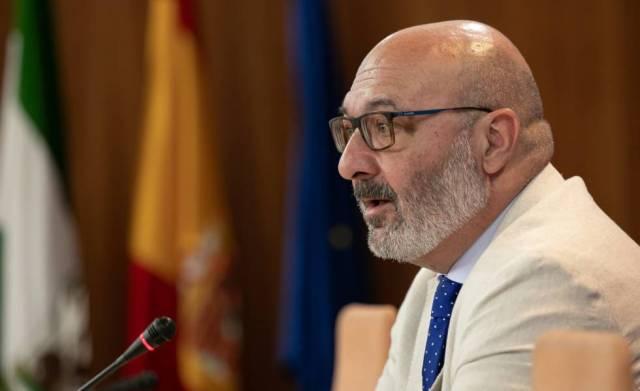 El portavoz de Vox en Andalucía equipara la gravedad del asesinato machista con el suicidio del agresor
