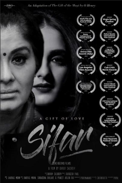 A Gift of Love: Sifar (2019) Hindi AMZN 720p HDRip 600MB Download