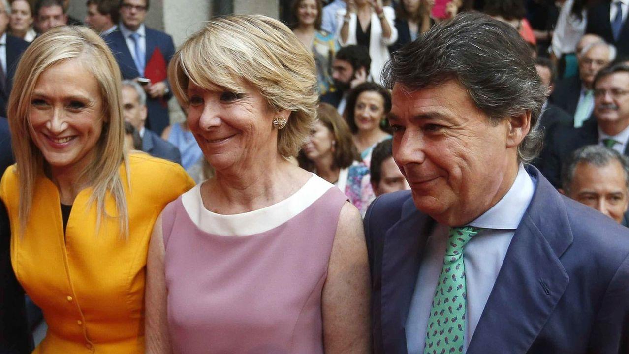 Ciudadanos y el Partido Popular evitan que Ayuso, Aguirre, Cifuentes, Garrido y González declaren en la comisión de Avalmadrid
