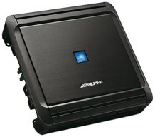 New Alpine MRV-M500 Amplifier-  Best car amplifier for sound quality