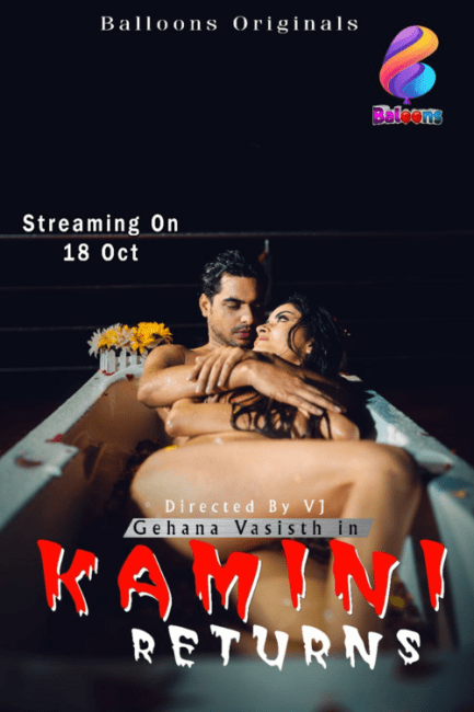 18+ Kamini Returns 2020 S01E01 Hindi Balloons Original Web Series 720p HDRip 180MB Watch Online