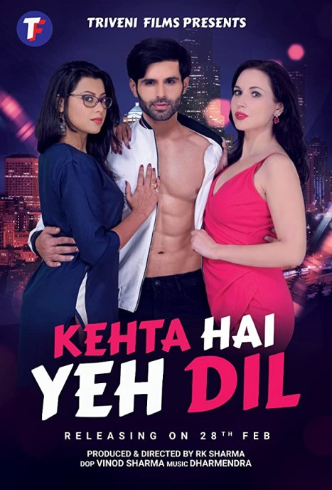 Kehta Hai Yeh Dil 2020 Hindi Movie 720p HDRip 750MB