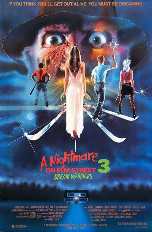 A Nightmare on Elm Street 3 Dream Warriors 1987 Hindi Dual Audio 720p BluRay ESubs 700MB   350MB Download