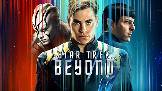 Star Trek Beyond (2016) BluRay Movie Dual Audio Movie 720p