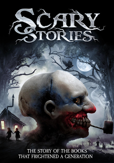 Scary Stories (2020) English Horror Movie 720p WEB-DL x265 AAC 690MB