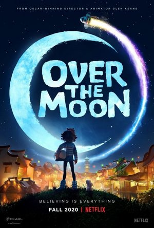 Over the Moon (2020) Hindi Dual Audio 720p HDRip 550MB Download