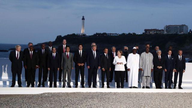 G7,reunión de pastores