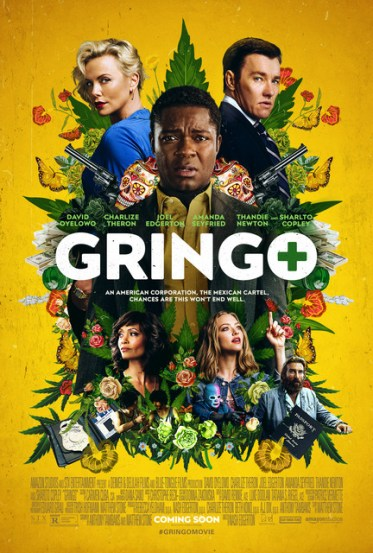 Gringo (2018) Hindi ORG Dual Audio 720p BluRay ESubs 1GB Watch Online