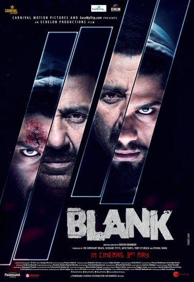 Blank (2019) Hindi Movie 720p