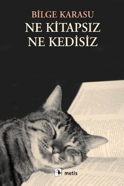Ne Kitapsız Ne Kedisiz, Bilge Karasu, Metis Kitap