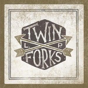 twinforks self-titled album